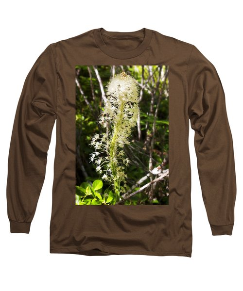 Bear Grass No 3 Long Sleeve T-Shirt by Belinda Greb