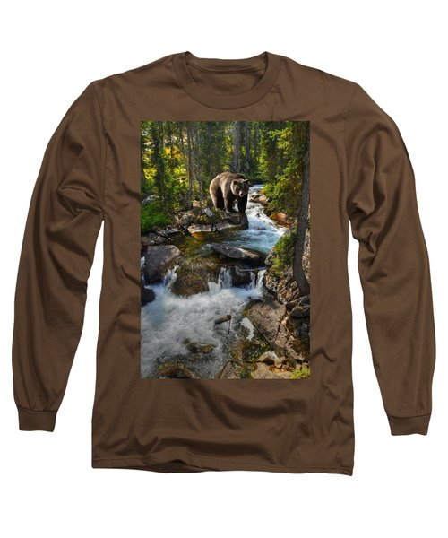 Bear Necessity Long Sleeve T-Shirt