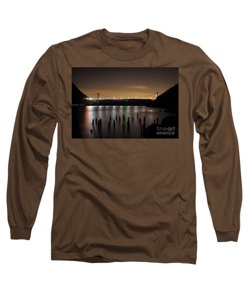 Bear Under The Sky Long Sleeve T-Shirt