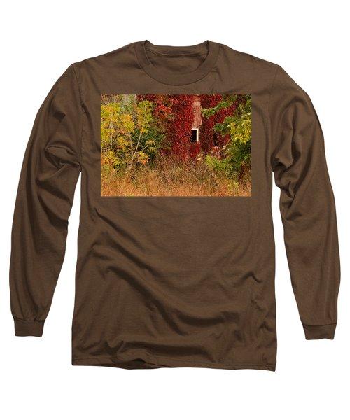 Beautiful Barn Long Sleeve T-Shirt
