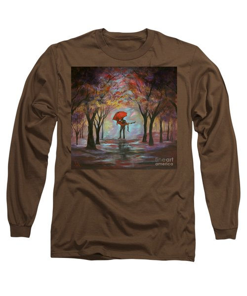 Beautiful Romance Long Sleeve T-Shirt