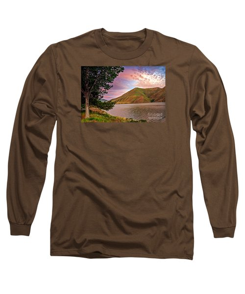 Beautiful Sunrise Long Sleeve T-Shirt by Robert Bales