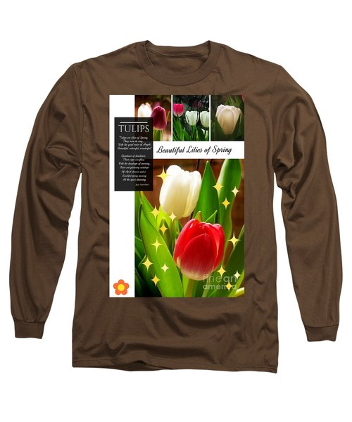 Beautiful Tulip Series 1 Long Sleeve T-Shirt