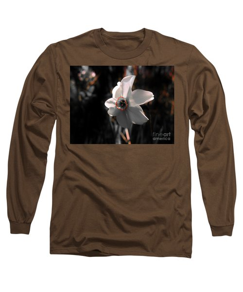 Long Sleeve T-Shirt featuring the photograph Beauty In The Woods by Sherman Perry