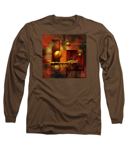 Beauty Of An Illusion Long Sleeve T-Shirt