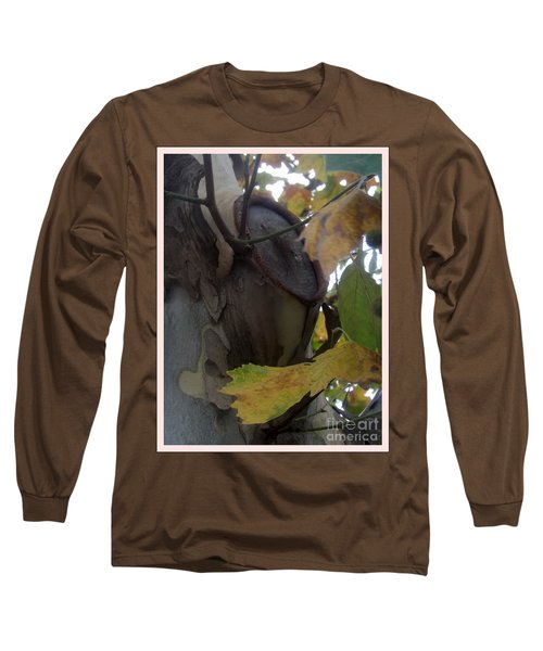 Beauty With Age Long Sleeve T-Shirt