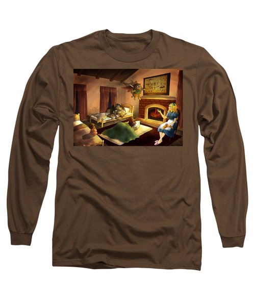 Bedtime Long Sleeve T-Shirt