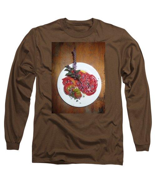 Beefsteak Long Sleeve T-Shirt