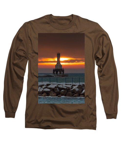 Before The Blizzard Long Sleeve T-Shirt