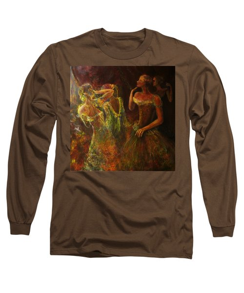 Before The Show Long Sleeve T-Shirt