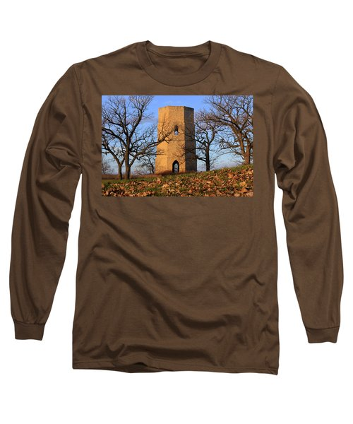 Beloit Historic Water Tower Long Sleeve T-Shirt