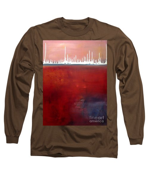 Below Long Sleeve T-Shirt