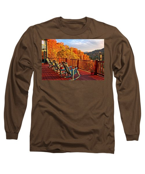 Best View In Town  Long Sleeve T-Shirt