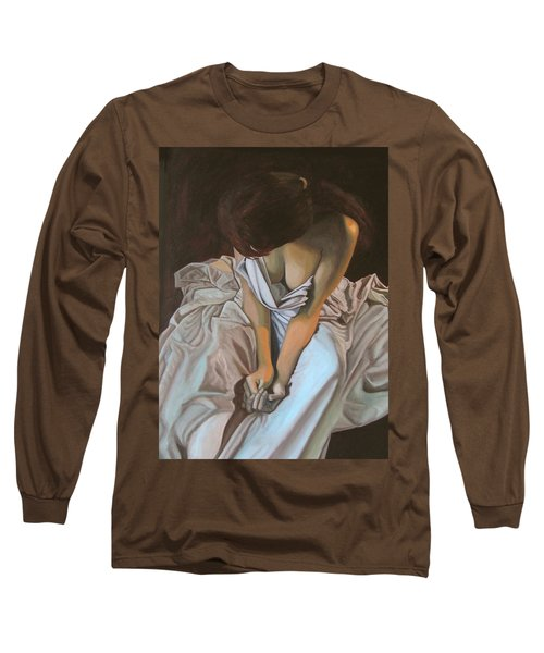 Between The Sheets Long Sleeve T-Shirt