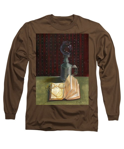Bifocal Read Long Sleeve T-Shirt