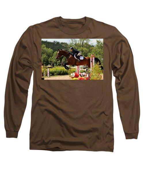 Big Jumper Long Sleeve T-Shirt