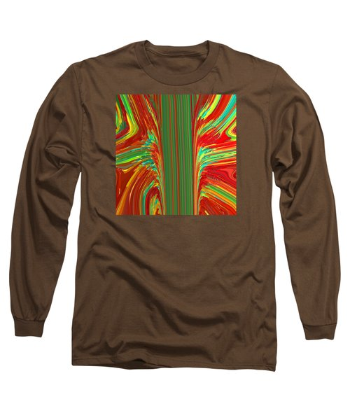 Bird Of Paradise I  C2014 Long Sleeve T-Shirt