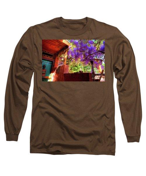 Bisbee Artist Home Long Sleeve T-Shirt