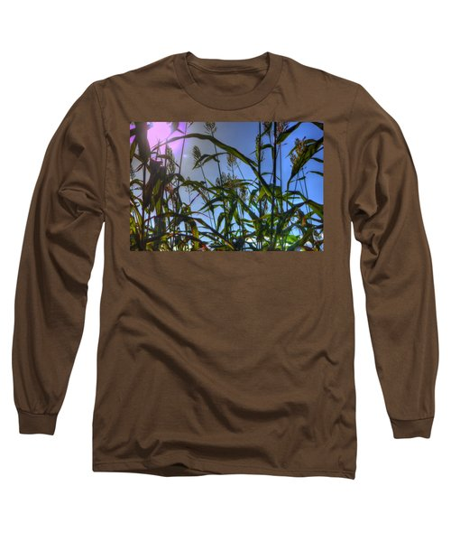 Blazing Rays Long Sleeve T-Shirt