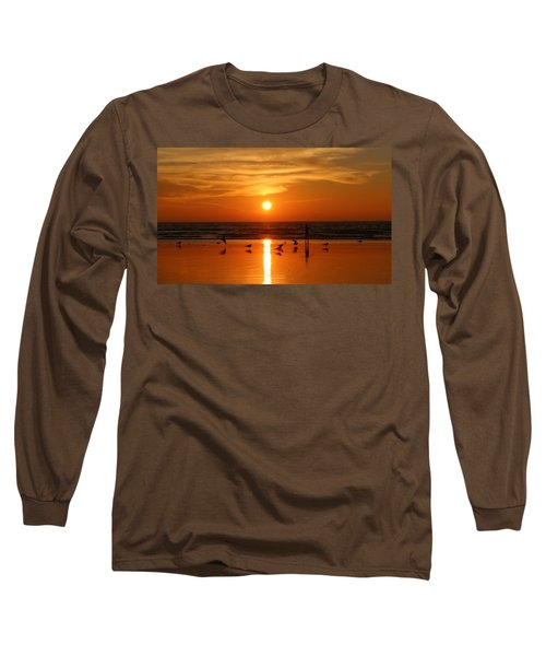 Bliss At Sunset   Long Sleeve T-Shirt