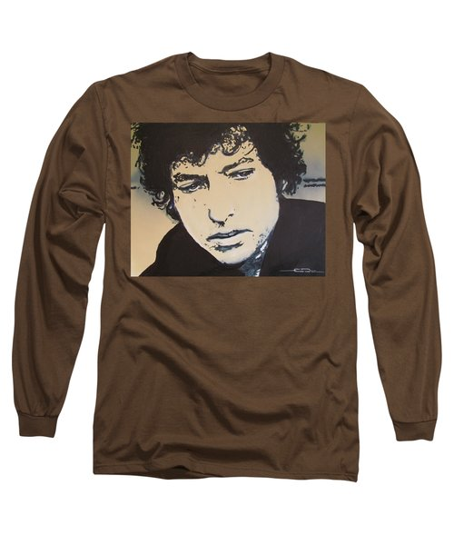 Bob Dylan - It's Alright Ma Long Sleeve T-Shirt