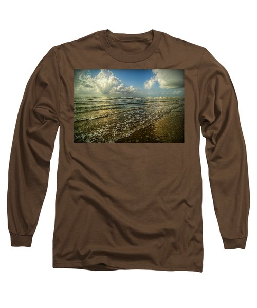 Bolivar Dreams Long Sleeve T-Shirt by Linda Unger