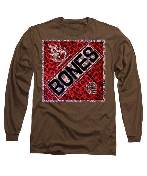 Bones Long Sleeve T-Shirt