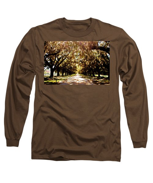 Boone Plantation Long Sleeve T-Shirt