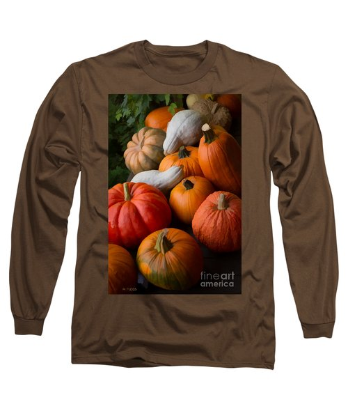 Long Sleeve T-Shirt featuring the photograph Bountiful Harvest by Michael Flood