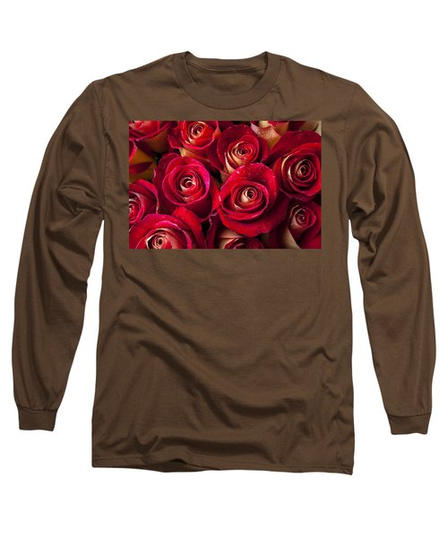 Boutique Roses Long Sleeve T-Shirt