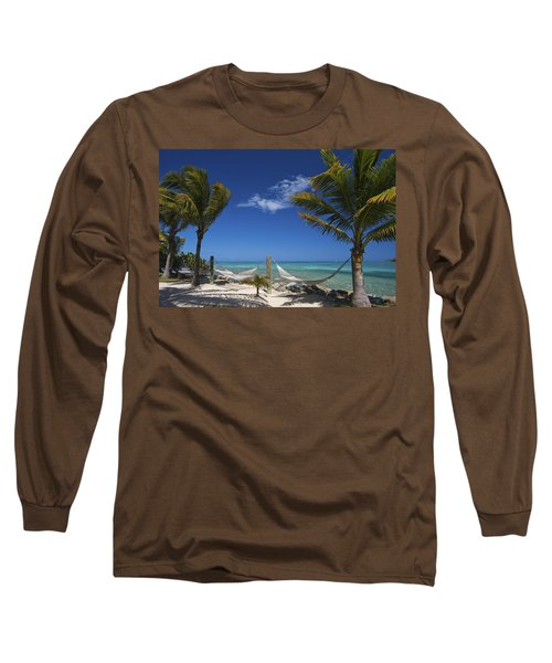 Breezy Island Life Long Sleeve T-Shirt