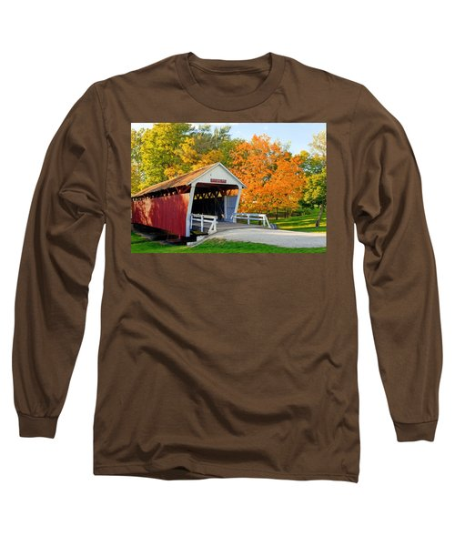 Bridge Of Madison County Long Sleeve T-Shirt