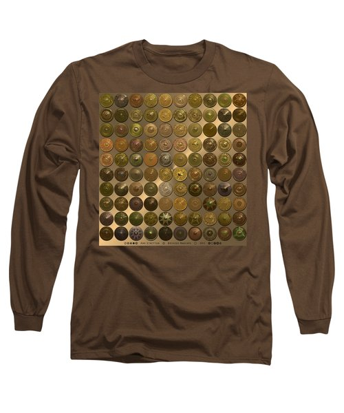 Bronzed Hubcaps Long Sleeve T-Shirt