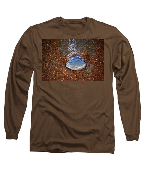Bubble Shell Long Sleeve T-Shirt