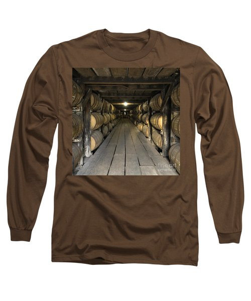 Buffalo Trace Rick House - D008610sq Long Sleeve T-Shirt