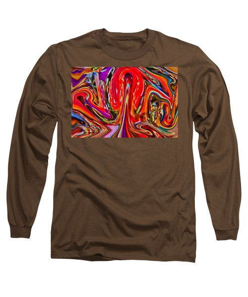 By The Bye Long Sleeve T-Shirt by Nick David