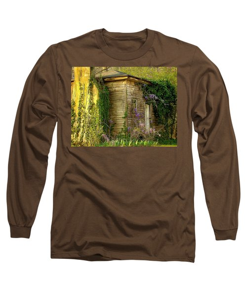Cabin In The Back Long Sleeve T-Shirt