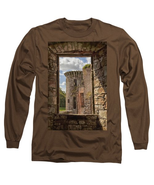 Caerlaverock Castle Long Sleeve T-Shirt
