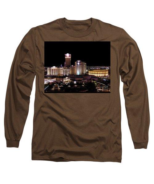 Caesars Palace - Las Vegas Long Sleeve T-Shirt