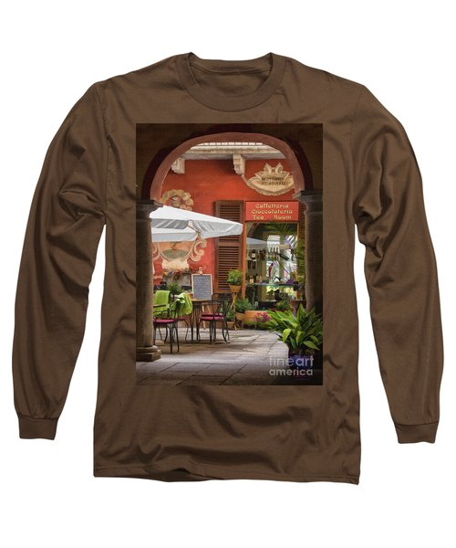 Caffeteria Orta San Guilio Long Sleeve T-Shirt
