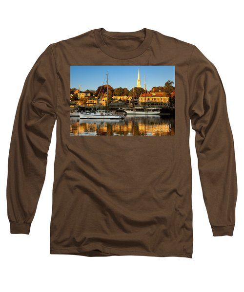 Camden Maine Long Sleeve T-Shirt