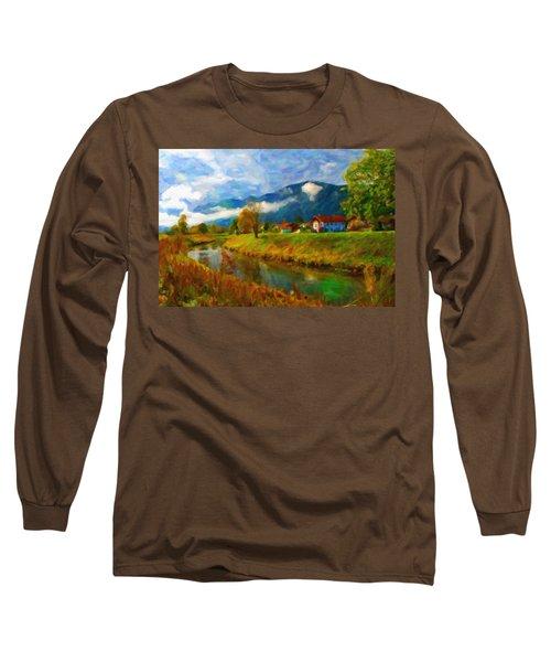 Canal 1 Long Sleeve T-Shirt