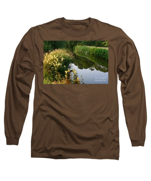 Canal Reflections Long Sleeve T-Shirt