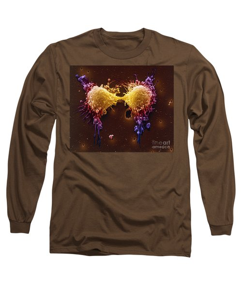 Cancer Cell Division Long Sleeve T-Shirt