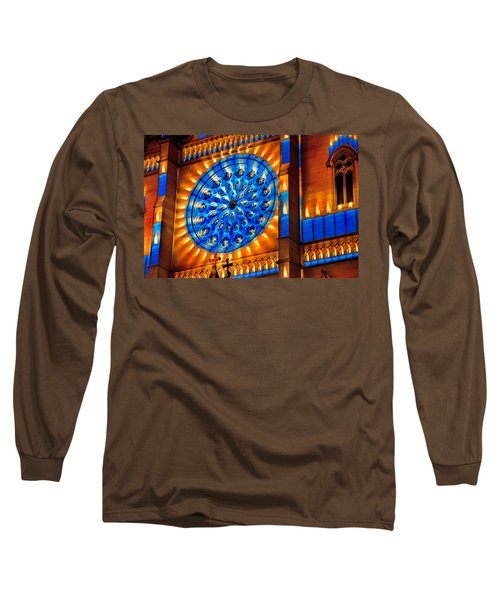 Candle Lights On Walls Long Sleeve T-Shirt