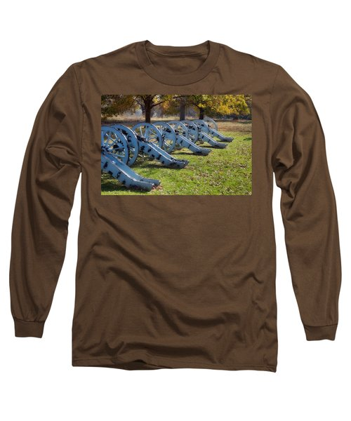 Canon Formation Long Sleeve T-Shirt