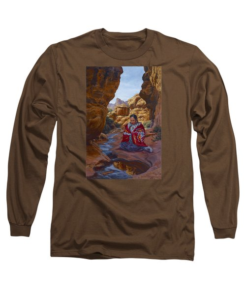 Canyon Cathedral Long Sleeve T-Shirt