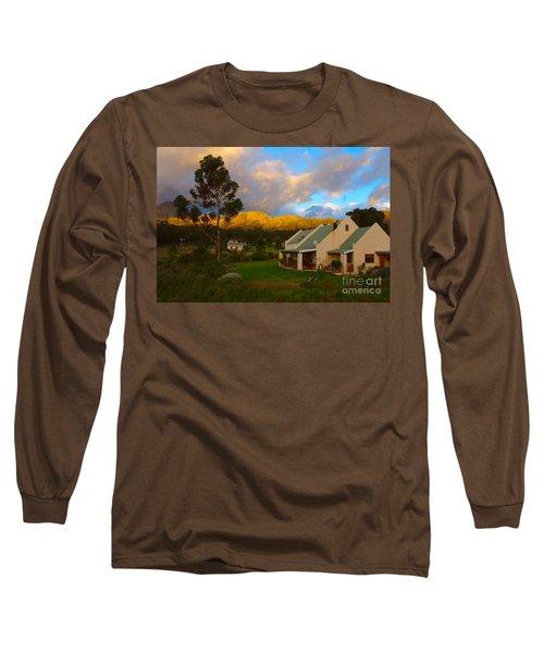 Cape Sunset Long Sleeve T-Shirt