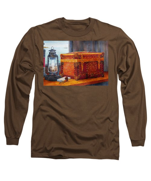 Capt. Murray's Chest Long Sleeve T-Shirt