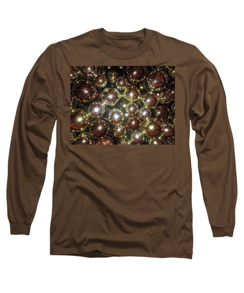 Long Sleeve T-Shirt featuring the photograph Casino Sparkle Interior Decorations by Navin Joshi